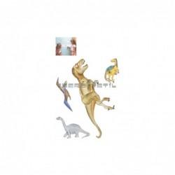 Cenefa adhesiva Cenefas Infantil El Dinosaurio