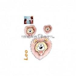 Cenefa adhesiva Cenefas Infantil Leo