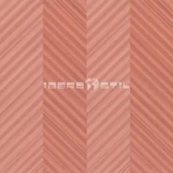 revestimientos de paredes  de Wood Venier sapele  de iberostil