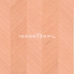 revestimientos de paredes  de Wood Venier white walnut de iberostil