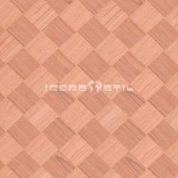 revestimientos de paredes  de Wood Venier red rosewood de iberostil