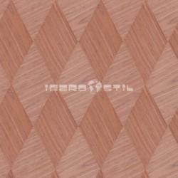 revestimientos de paredes  de Wood Venier purple rosewood de iberostil