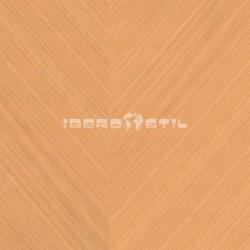 revestimientos de paredes  de Wood Venier gold zebrawood de iberostil