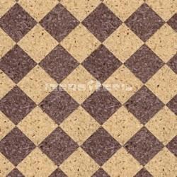 revestimientos de paredes  de Wood Venier leather & gunny de iberostil