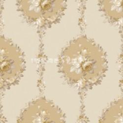 papel pintado vintage alborán de la colección vintage fashion home estampado floral