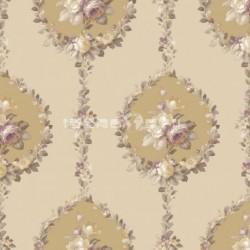 papel pintado vintage banda de la colección vintage fashion home estampado floral