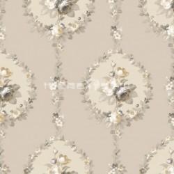 papel pintado vintage barents de la colección vintage fashion home estampado floral