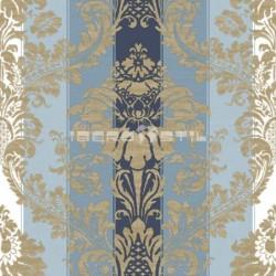 papel pintado vintage caspio de la colección vintage fashion home estampado de rayas