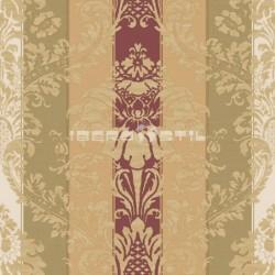 papel pintado vintage célebes de la colección vintage fashion home estampado de rayas