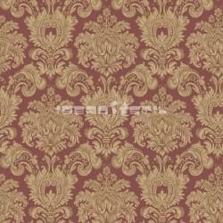 papel pintado vintage grau de la colección vintage fashion home estampado floral