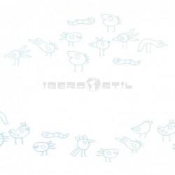 papel pintado barato outlet proustita Outlet Animales Outlet Infantil