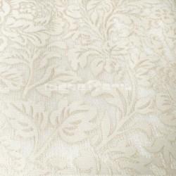 papel pintado vintage turmalina de la colección classic moments de estampado floral y metálico