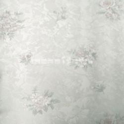 papel pintado vintage smithsonita de la colección classic moments de estampado floral y metálico