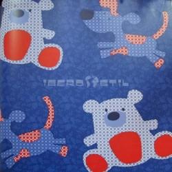 papel pintado infantil y juvenil fluorita cambia color de la colección cozz kek papel pintado