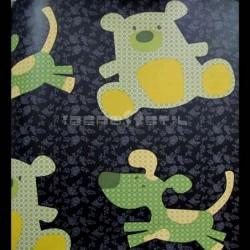papel pintado infantil y juvenil granate cambia color de la colección cozz kek papel pintado