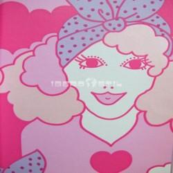papel pintado infantil y juvenil ágata de la colección cozz kek papel pintado