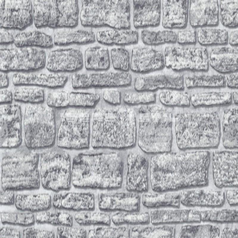 Papel pintado en oferta papel piedra gris 6704 10 de - Papel pintado efecto piedra ...