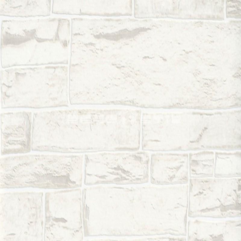 papel pintado barato papel piedra blanco 6712-02 de la colección efectos 1 de nuestro papel pintado