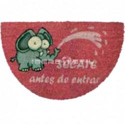 compra online Felpudo Elefante Secate 40x70