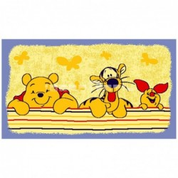 Alfombra Disney Winnie friends 0