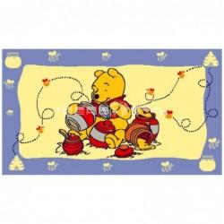 Alfombra Disney Winnie comiendo miel 0