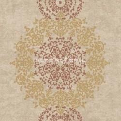 Papel pintado vinílico elegante 160408 de la colección ARIA novedad de papel pintado de iberostil