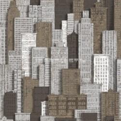 Papel pintado urbano 166508 de la colección Urban Art novedad de papel pintado de iberostil.