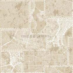 Papel pintado urbano 166511 de la colección Urban Art novedad de papel pintado de iberostil.