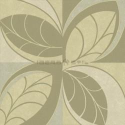 Papel pintado floral 4205 de la colección Safari novedad de papel pintado de iberostil.
