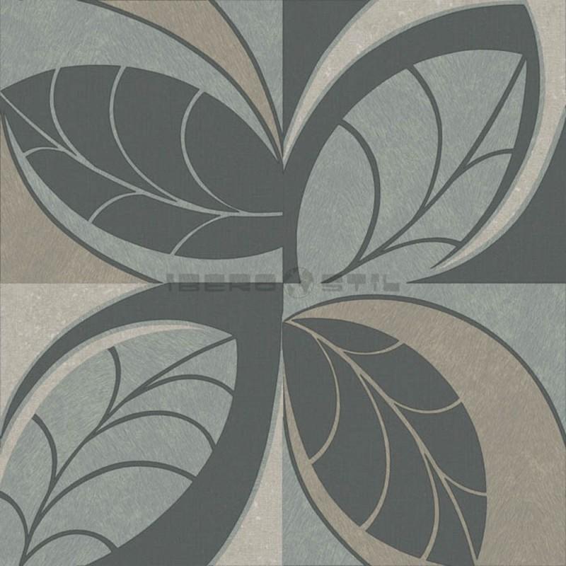 Papel pintado floral 4206 de la colección Safari novedad de papel pintado de iberostil.