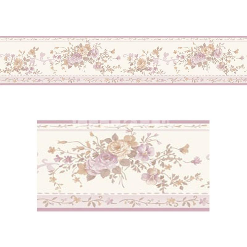 Papel pintado Cenefa 1191 de la colección Blooming Garden 7 Cenefa papel pintado en oferta de iberostil.