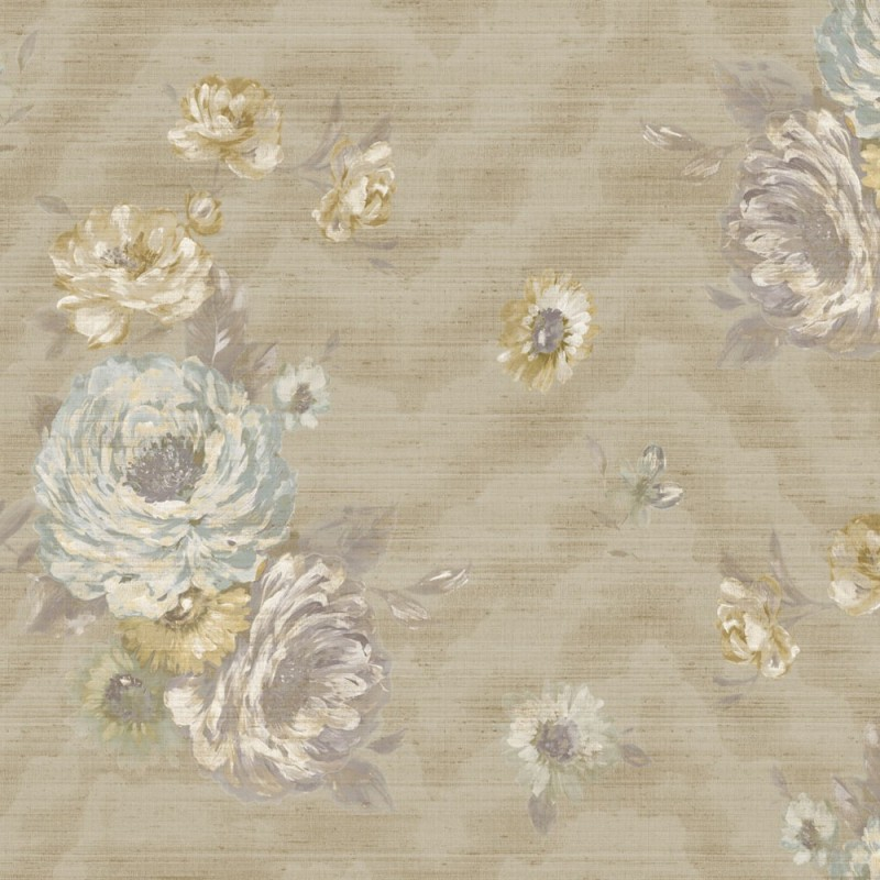Papel pintado floral 165233 de la colección POESIA ITALIANA novedad lbero Stil