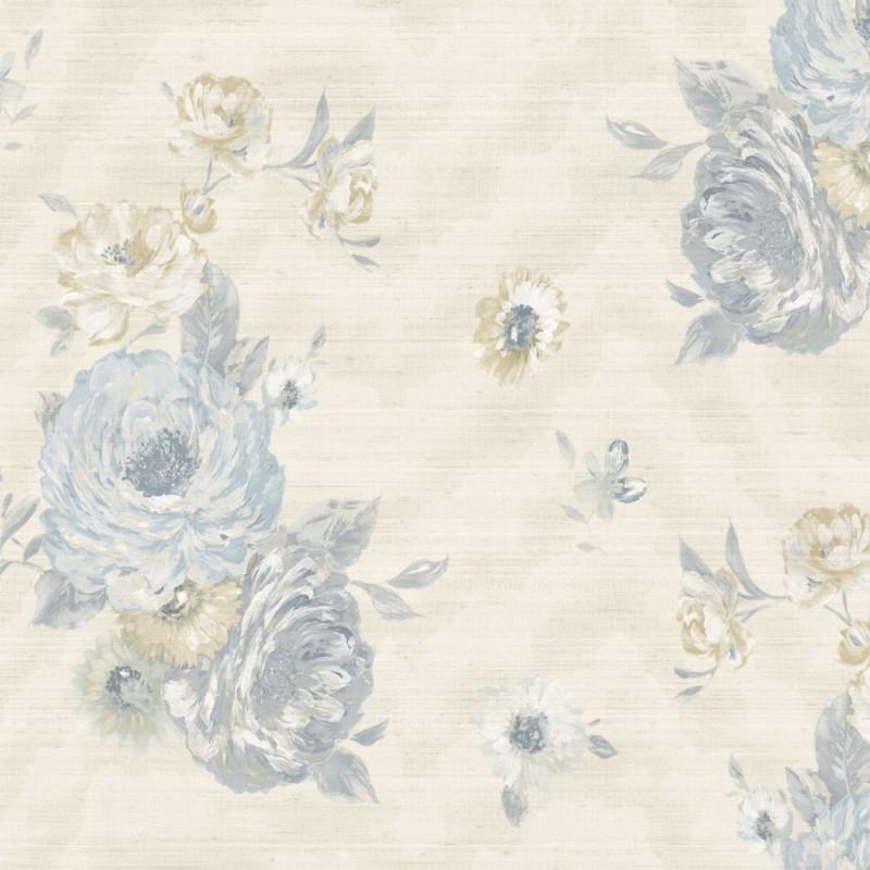 Papel pintado floral 165236 de la colección POESIA ITALIANA novedad lbero Stil