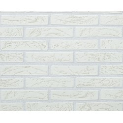 Papel Ladrillo blanco 44703