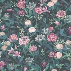 Papel pintado floral 167313 de la colección LIA novedad lbero Stil