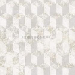 Papel pintado geométrico exagonal 167350 de la colección LIA novedad lbero Stil