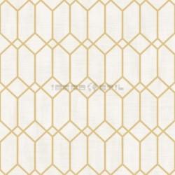 Papel pintado geométrico exagonal 167332 de la colección LIA novedad lbero Stil