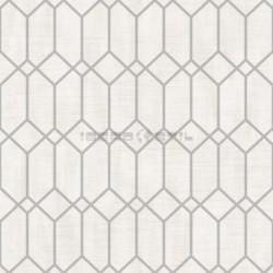 Papel pintado geométrico exagonal 167331 de la colección LIA novedad lbero Stil