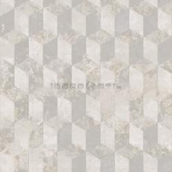 Papel pintado geométrico exagonal 167359 de la colección LIA novedad lbero Stil