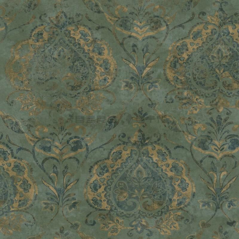 Papel pintado floral 167325 de la colección LIA novedad lbero Stil