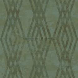 Papel pintado geométrico de rombos 167365 de la colección LIA novedad lbero Stil