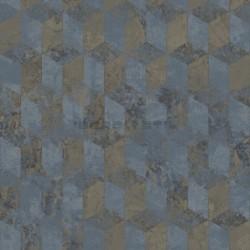 Papel pintado geométrico exagonal 167357 de la colección LIA novedad lbero Stil
