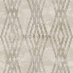 Papel pintado geométrico de rombos 167361 de la colección LIA novedad lbero Stil