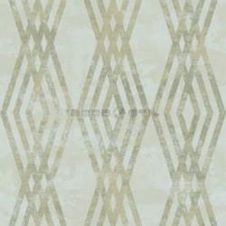 Papel pintado geométrico de rombos 167363 de la colección LIA novedad lbero Stil
