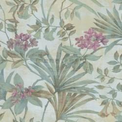 Papel pintado floral 167303 de la colección LIA novedad lbero Stil