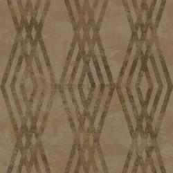Papel pintado geométrico de rombos 167368 de la colección LIA novedad lbero Stil