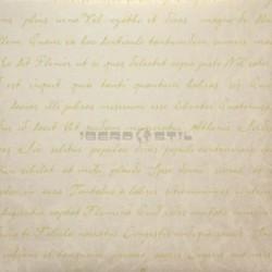 Papel pintado efecto brillante de letras BA123 de la colección BALMORAL novedad lbero Stil