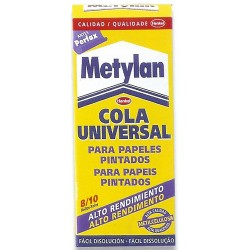COLA METYLAN UNIVERSAL especial para papeles TNT de 125 grs.