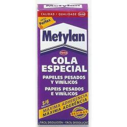 COLA METYLAN ESPECIAL para papeles vinílicos de 200 grs.