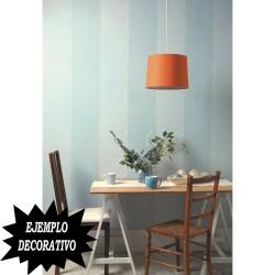 Arden soft blue Bloomsbury Papel Pintado de rayas azules